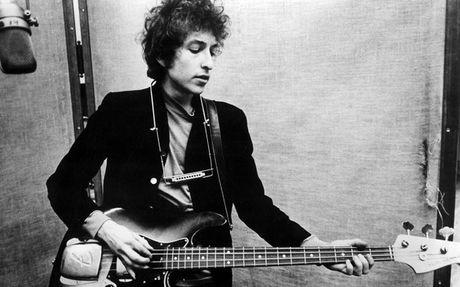 """Giai Nobel Van hoc 2016 vinh danh """"lang tu du ca"""" Bob Dylan - Anh 1"""
