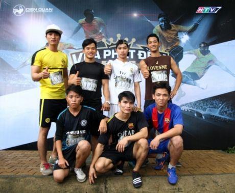 "Tan Truong – ""Thu mon so 1"" Viet Nam bat ngo bat bong tai gameshow the thao Vua Phat Den - Anh 3"