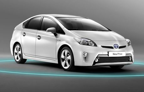 Hang Toyota thu hoi dong xe Prius tai Australia - Anh 1
