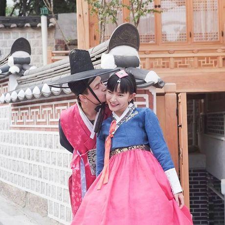 5 hot girl Viet dien hanbok xinh khong kem thieu nu Han - Anh 11