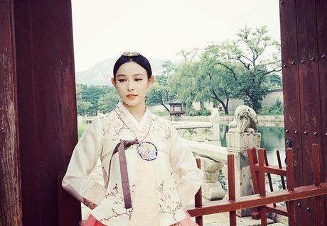 5 hot girl Viet dien hanbok xinh khong kem thieu nu Han - Anh 12