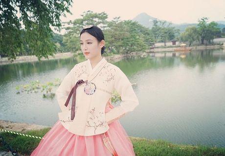 5 hot girl Viet dien hanbok xinh khong kem thieu nu Han - Anh 13
