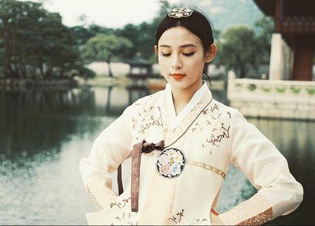 5 hot girl Viet dien hanbok xinh khong kem thieu nu Han - Anh 14