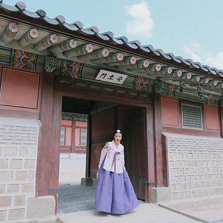 5 hot girl Viet dien hanbok xinh khong kem thieu nu Han - Anh 4