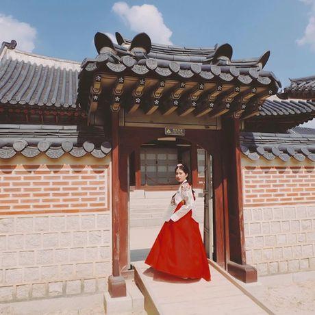 5 hot girl Viet dien hanbok xinh khong kem thieu nu Han - Anh 7