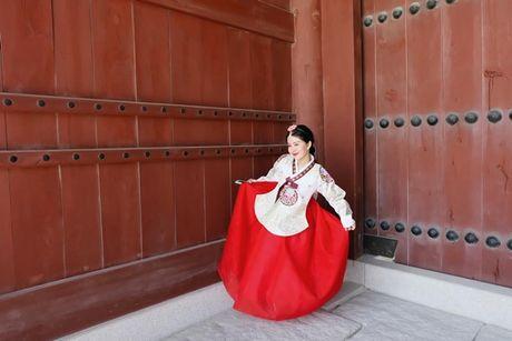 5 hot girl Viet dien hanbok xinh khong kem thieu nu Han - Anh 8
