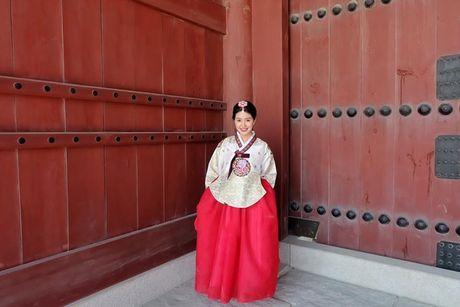 5 hot girl Viet dien hanbok xinh khong kem thieu nu Han - Anh 9