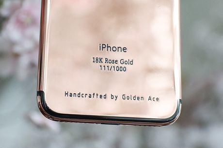 Tren tay iPhone 7 'ma vang' GoldenAce: Khi dang cap bi tra tron - Anh 3