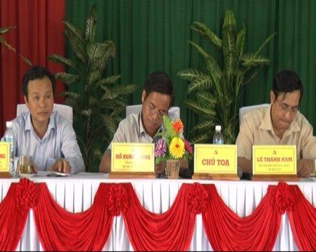 Thua Thien - Hue: 'Ca nha lam quan' da… dung quy trinh - Anh 1