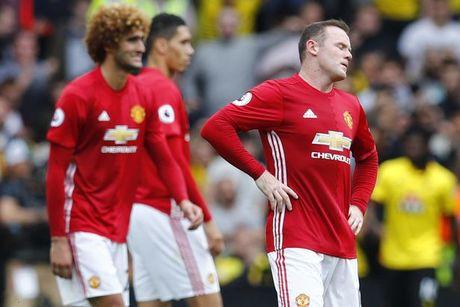 Man Utd truoc lua chon kho khan: Rooney hay 26 trieu bang - Anh 1