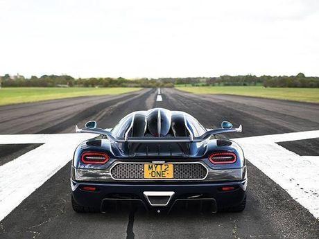 Koenigsegg- Hanh trinh thanh cong tu nhung 'sieu xe' - Anh 1