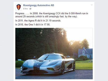Koenigsegg- Hanh trinh thanh cong tu nhung 'sieu xe' - Anh 4