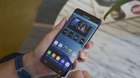 Ky su Samsung chua the xac dinh vi sao Note 7 boc chay - Anh 1