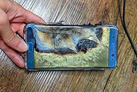 Ky su Samsung chua the xac dinh vi sao Note 7 boc chay - Anh 2
