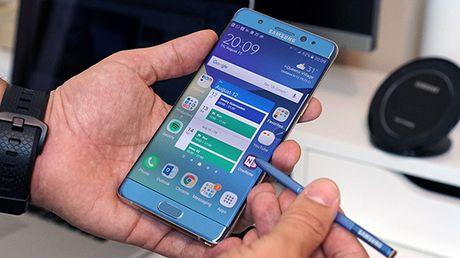 Samsung xu sao voi Galaxy Note 7 xach tay, mua cu? - Anh 1