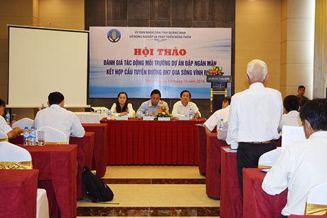 Chang le Quang Nam chan het nguon nuoc cua Da Nang? - Anh 1