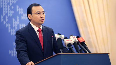 Bo Ngoai giao: Khong nuoc nao duoc dat can cu quan su o Viet Nam - Anh 2