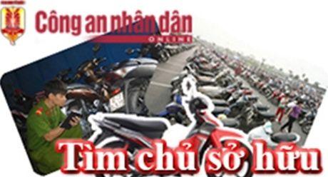Phong PC47 Ha Noi tim chu so huu xe may - Anh 1