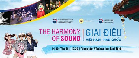 Giai dieu Han-Viet 2016 - Anh 1