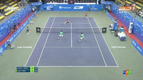 Hoang Nam, Hoang Thien dung buoc o vong 2 Vietnam Open - Anh 2