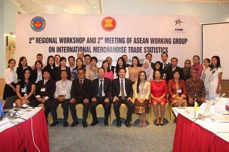 Viet Nam lan dau tien dang cai Hoi nghi thong ke cua ASEAN - Anh 2