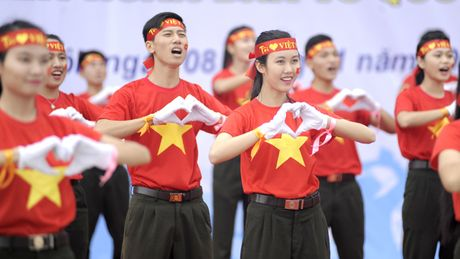 Hao hung thanh nien Viet Nam - Anh 1
