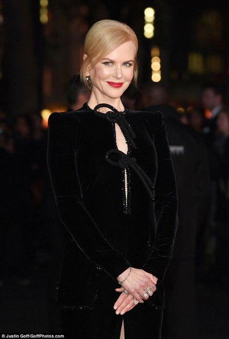 Ngo ngang sac voc tre dep ruc ro cua Nicole Kidman - Anh 3