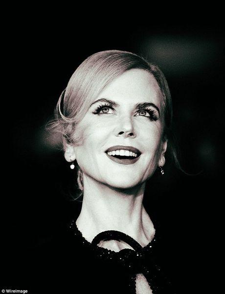 Ngo ngang sac voc tre dep ruc ro cua Nicole Kidman - Anh 9