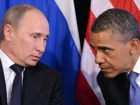Tong thong Nga hy vong quan he tot voi My thoi… 'hau Obama' - Anh 1