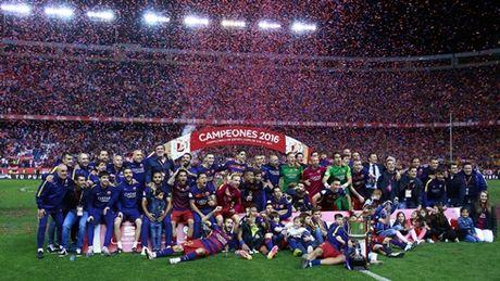 Barcelona vuot mat Real Madrid ve tai chinh - Anh 1
