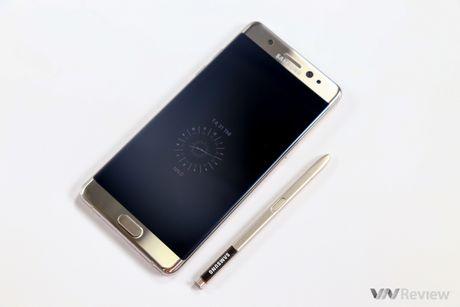 Samsung se tieu huy toan bo Galaxy Note 7 - Anh 1