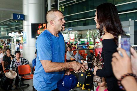Huyen thoai UFC 'Nguoi bang' Chuck Liddell den Viet Nam - Anh 2