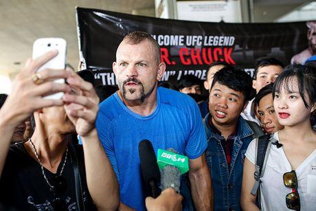 Huyen thoai UFC 'Nguoi bang' Chuck Liddell den Viet Nam - Anh 6