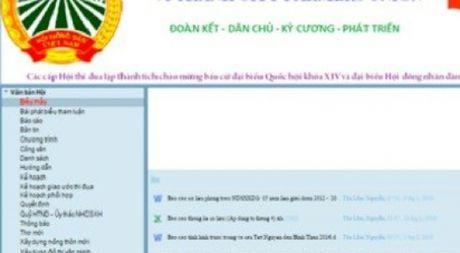 Hau Giang: Chu tich Hoi nong dan TP.Vi Thanh mat tich - Anh 1