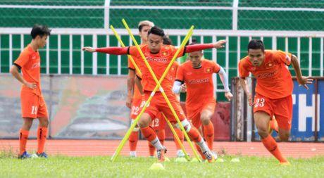 HLV Huu Thang hoc hoi Guardiola: Giam can hoac chia tay tuyen Viet Nam - Anh 1