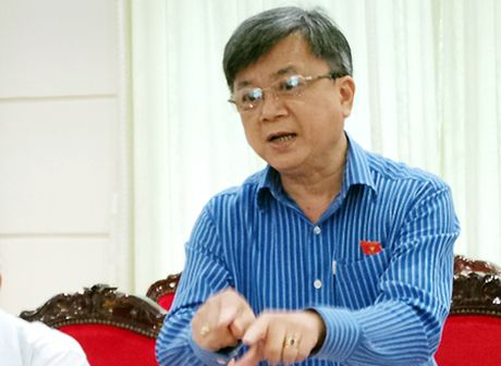 Ong Truong Trong Nghia: 'Mui hoi anh huong den tang truong cua TP.HCM' - Anh 1