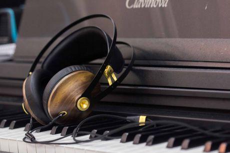Trai nghiem Meze Audio 99 Classics - cap tai nghe go dang mua - Anh 1