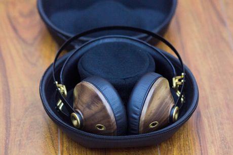 Trai nghiem Meze Audio 99 Classics - cap tai nghe go dang mua - Anh 8
