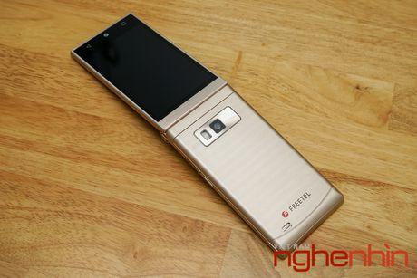 Xem ky smartphone nap gap Freetel Musashi gia 4,2 trieu - Anh 2
