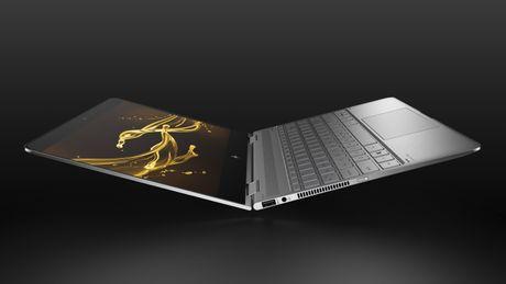 HP bo sung ban xoay lat x360 cho 'sieu mau' Spectre - Anh 2