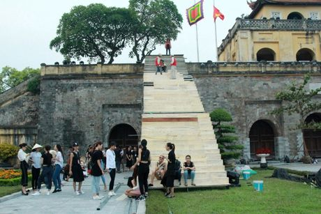 He lo tuyet pham khong gian Festival Ao dai Ha Noi 2016 - Anh 15