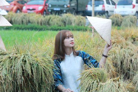 He lo tuyet pham khong gian Festival Ao dai Ha Noi 2016 - Anh 6