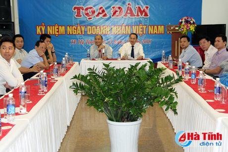 Gap mat doanh nghiep truyen thong nhan ngay Doanh nhan Viet Nam - Anh 1