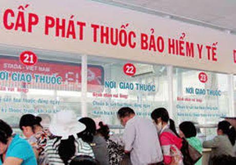 Truc loi bao hiem y te dang long hanh? - Anh 1
