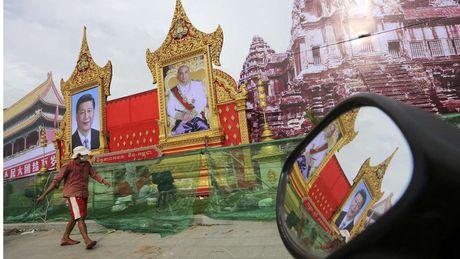 Campuchia cap tap chuan bi don ong Tap Can Binh sang tham - Anh 1