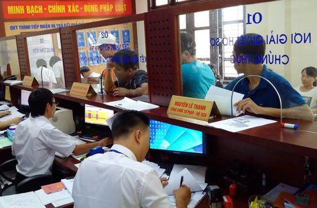 Dang Xa - diem sang trong cai cach thu tuc hanh chinh - Anh 1