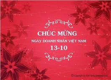 Thu chuc mung cua Bo truong Bo Cong Thuong nhan Ngay Doanh nhan Viet Nam 13/10 - Anh 1