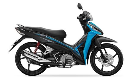 Honda Viet Nam nang cap Wave 110 RSX gia tu 21,5 trieu - Anh 1