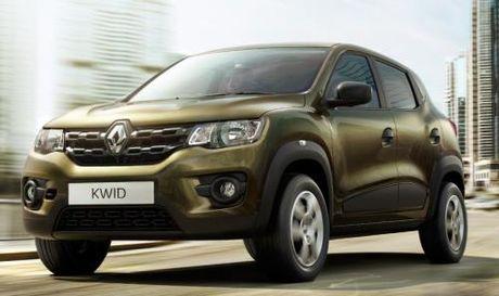 Renault-Nissan se thu hoi gan 51.000 xe Kwid va redi-Go o An Do - Anh 1