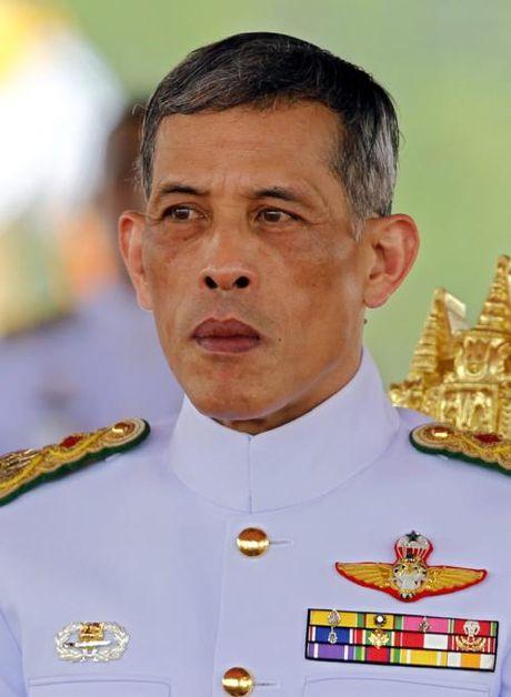 Hoang Thai tu Maha Vajiralongkorn se ke vi ngoi vua Thai Lan - Anh 1